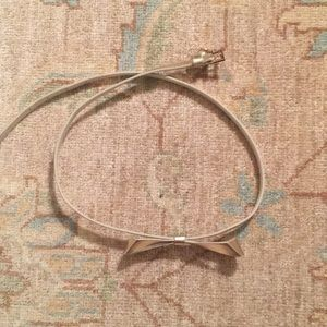 Accessories - Gold Lilly Pulitzer belt